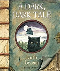 A Dark Dark Tale - In A Dark Dark Wood. children halloween books