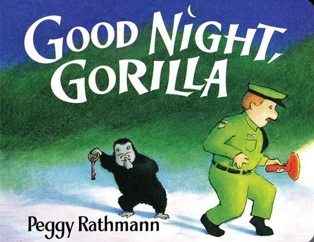 Good Night, Gorilla by Peggy Rathmann