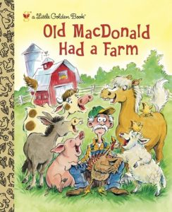 Old MacDonald Had a Farm illustrated by Anne Kennedy