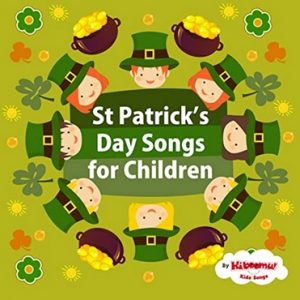 I'm a Little Leprechaun by the kiboomers from the album St Patrick's Day Songs for Children