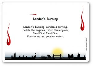 London's Burning Song Lyrics