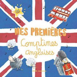 My First English Nursery Rhymes by Patricia Knight