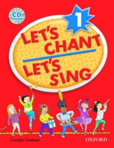 Let's chant Let's Sing, Book and Audio CD by Carolyn Graham