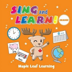 What's Your Name by Maple Leaf Learning from the album Sing and Learn Orange