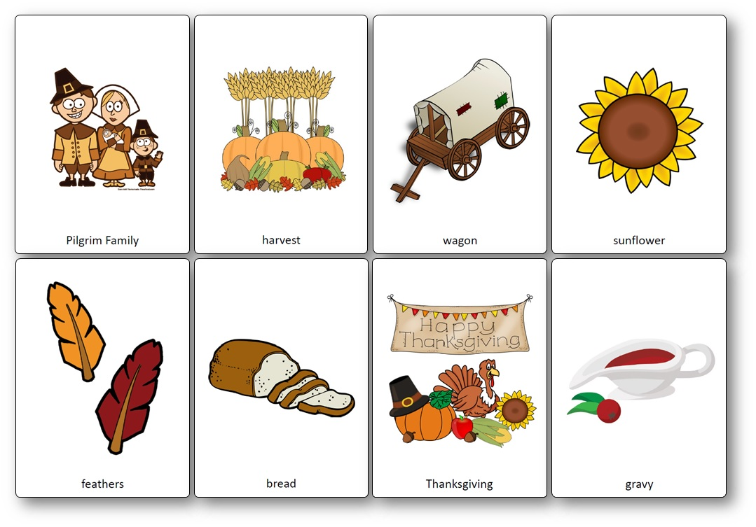 photograph relating to Printable French Flashcards identify Thansgiving Flashcards No cost Printable Flashcards in direction of Down load