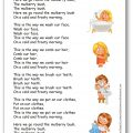 Here We Go Round the Mulberry Bush Lyrics