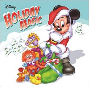 We Wish You a Merry Christmas from the album Disney Holiday Magic