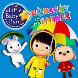 I Hear Thunder Little from the album Baby Bum Nursery Rhymes Friends