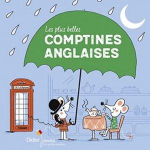 French album Les plus belles comptines anglaises