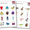 Hippo Has a Hat Printable Cards