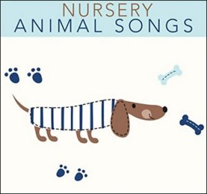 Hickory Dickory Dock from the album Nursery Animal Songs