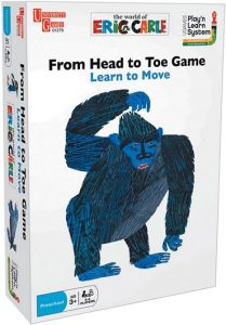 From Head to Toe literacy activities
