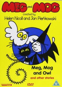 Meg, Mog and Owl and other stories