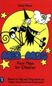 Meg and Mog Four Plays for Children