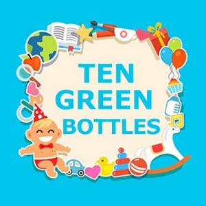 Ten Green Bottles, Counting Out Rhymes by Jack and Jill