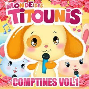 Baa Baa mouton noir from the album Le Monde des Titounis