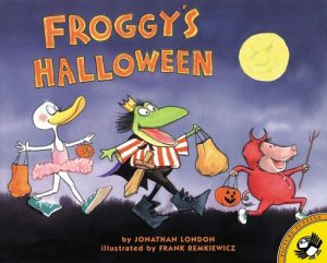 Froggy's Halloween by Jonathan London and Frank Remkiewicz