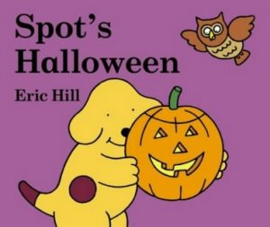 Spot's Halloween by Eric Hill