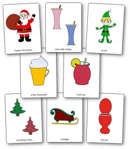 Father Christmas Needs a Wee Picture Cards