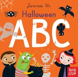 Halloween ABC by Jannie Ho - Alphabet Book