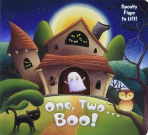 One, Two... Boo a Counting Halloween Book by Kristen Depken