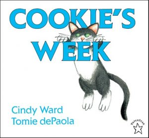 Cookie's Week by Cindy Ward and Tomie dePaola