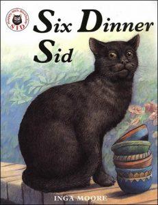 Six Dinner Sid written by Inga Moore