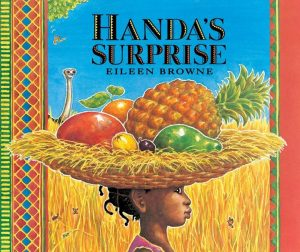 Handa's Surprise by Eileen Browne Worksheet Printable