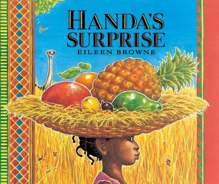 Handa's Surprise by Eileen Browne Worksheet Printable