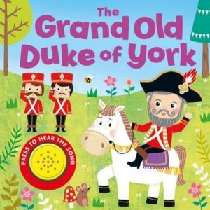 The Grand Duke of York Board Book