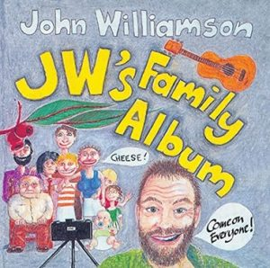 Home Among the Gumtrees by John Williamson from the album JW's Family Album