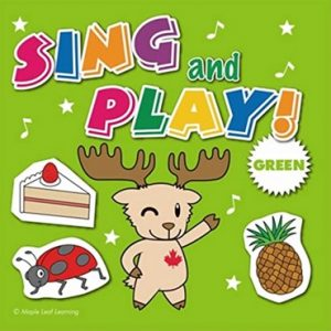 How's the Weather by Maple Leaf Learning from the album Sing and Play Green