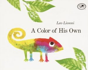 A Color of His Own by Leo Lionni book colours at school