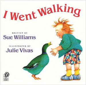 I Went Walking by Sue Williams and Julie Vivas