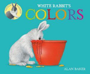 White Rabbit's Colors by Alan Baker